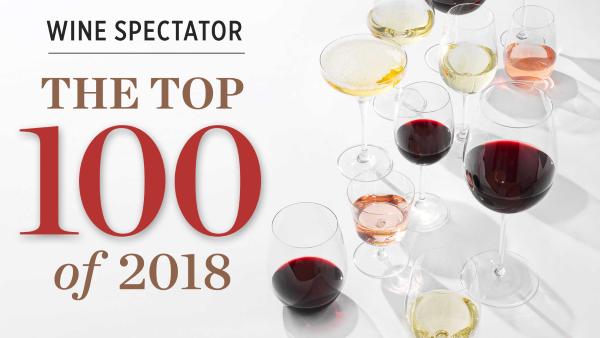 Wine Spectator 2018 Top 100